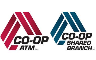 CO-OP ATM, CO-OP SHARED BRANCH