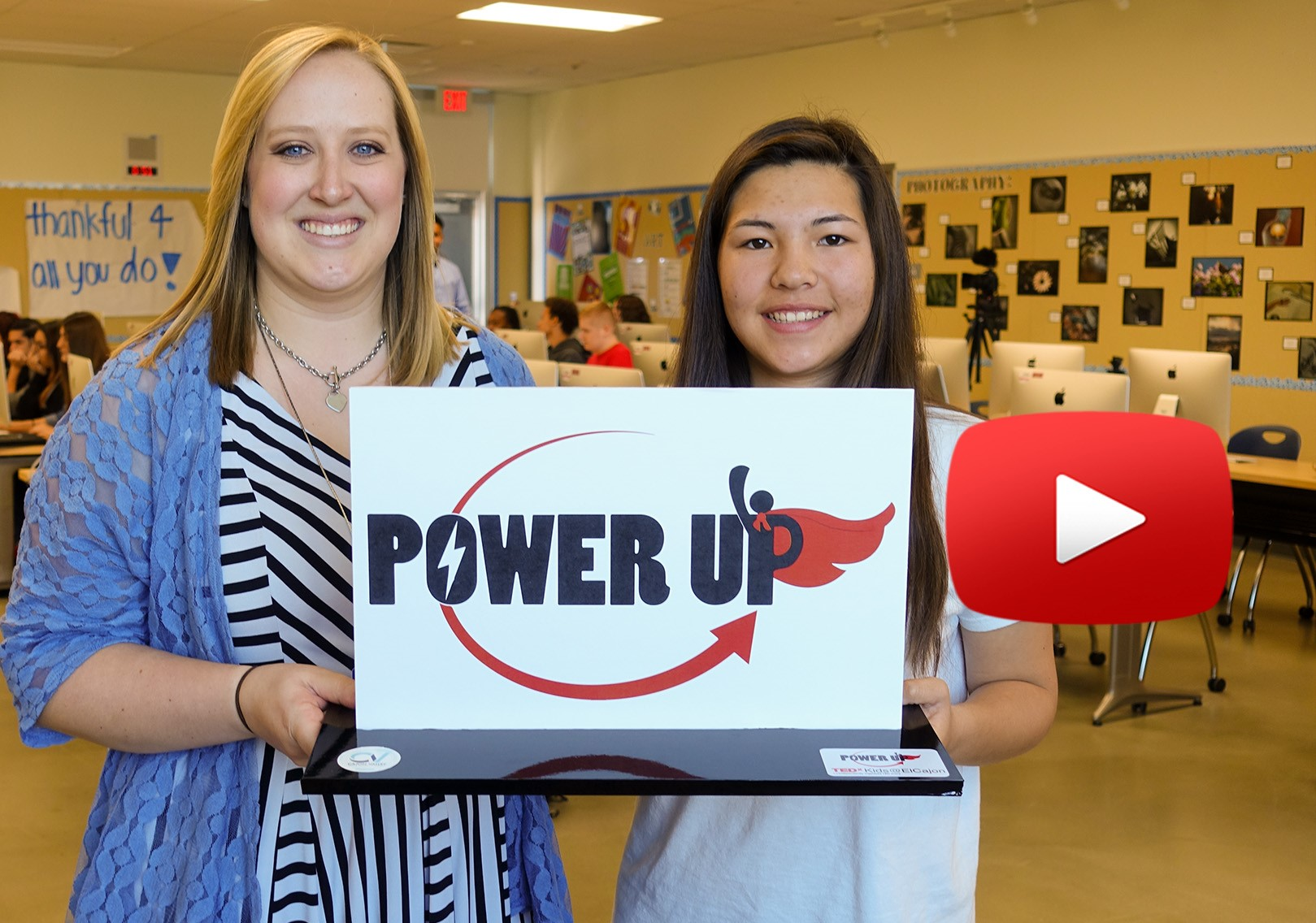 Watch Grossmont High School East County Schools Innovation Award Spring 2017 Video